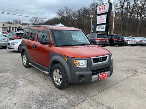 2004 Honda Element EX for sale at H4T Auto in Toledo OH