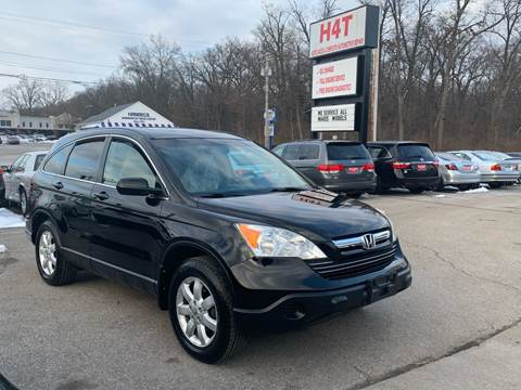 2007 Honda CR-V EX for sale at H4T Auto in Toledo OH