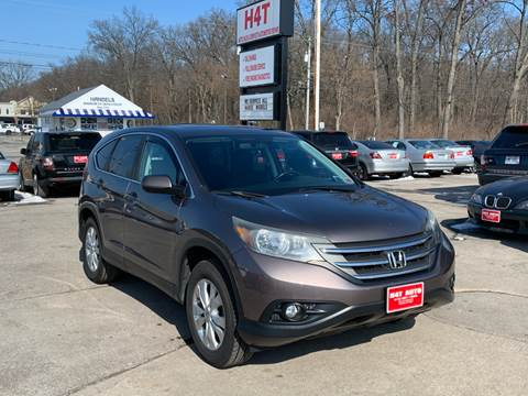 2012 Honda CR-V EX for sale at H4T Auto in Toledo OH