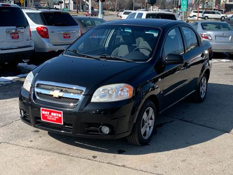 2008 Chevrolet Aveo LS for sale at H4T Auto in Toledo OH
