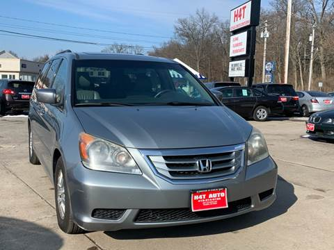 2009 Honda Odyssey EX-L w/DVD w/Navi for sale at H4T Auto in Toledo OH