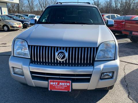 2007 Mercury Mountaineer Premier for sale at H4T Auto in Toledo OH