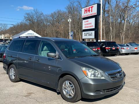 2007 Honda Odyssey EX-L w/DVD w/Navi for sale at H4T Auto in Toledo OH