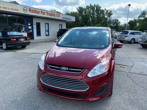 2013 Ford C-MAX Hybrid for sale at H4T Auto in Toledo OH