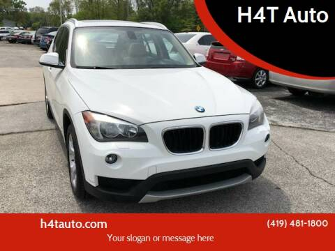 2013 BMW X1 for sale at H4T Auto in Toledo OH