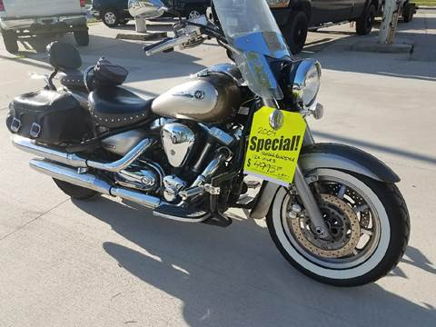 2004 Yamaha Road Star for sale in Red Oak, IA