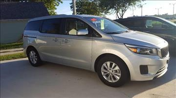 2015 Kia Sedona for sale in Red Oak, IA