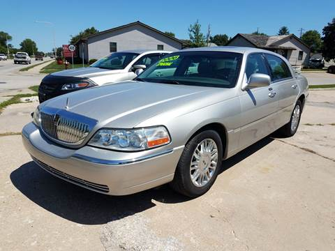 Lincoln Town Car For Sale In Iowa Carsforsale Com