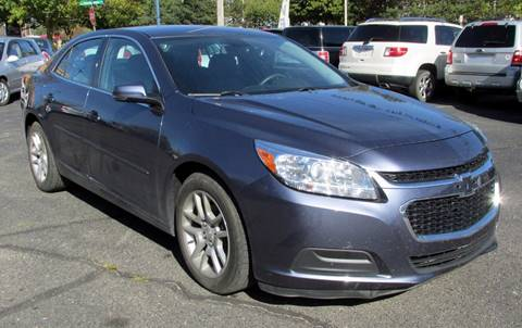 2014 Chevrolet Malibu for sale in Lansing, MI