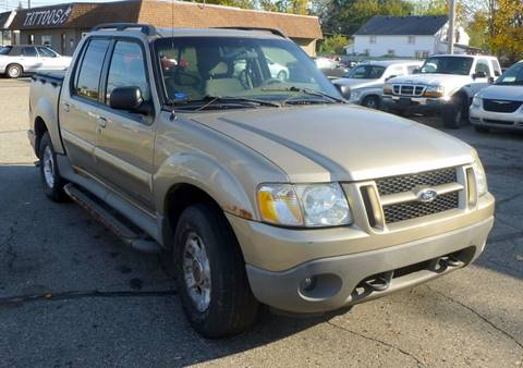 2002 Ford Explorer Sport Trac for sale in Lansing, MI