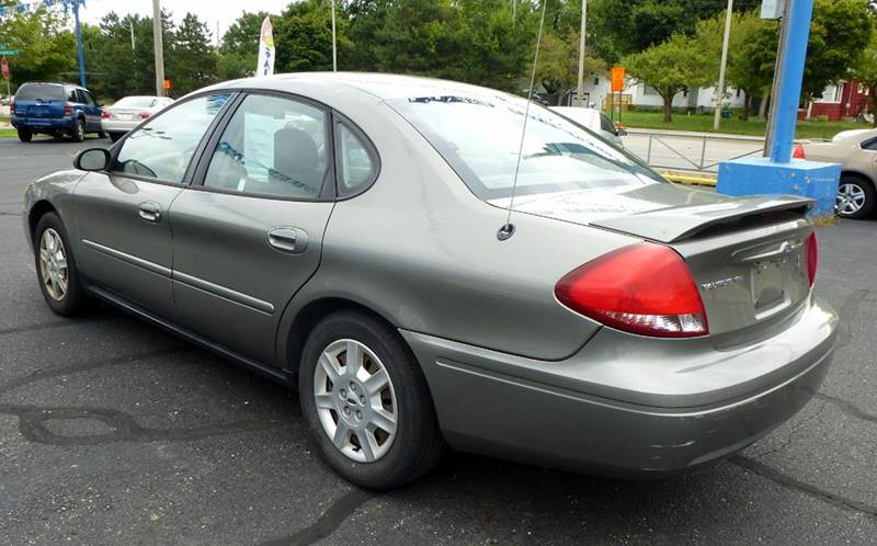 2004 Ford Taurus Se 4dr Sedan In Lansing Mi Dj S Auto Sales
