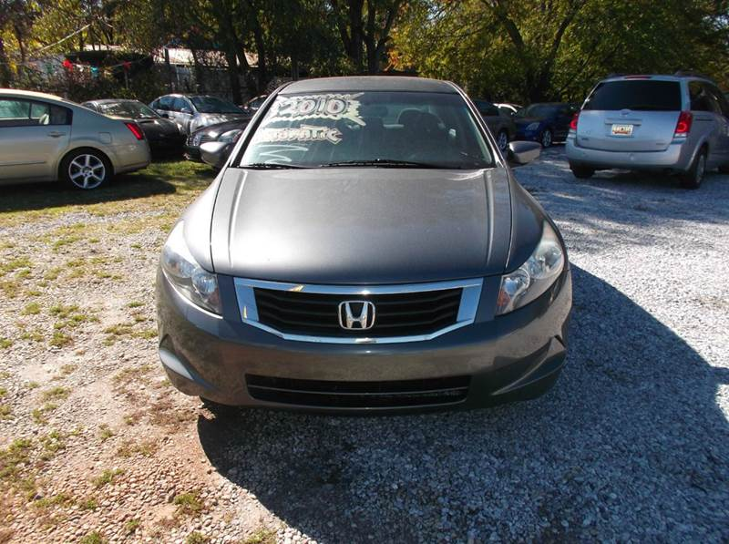 2010 Honda Accord LX 4dr Sedan 5A - Greenville SC