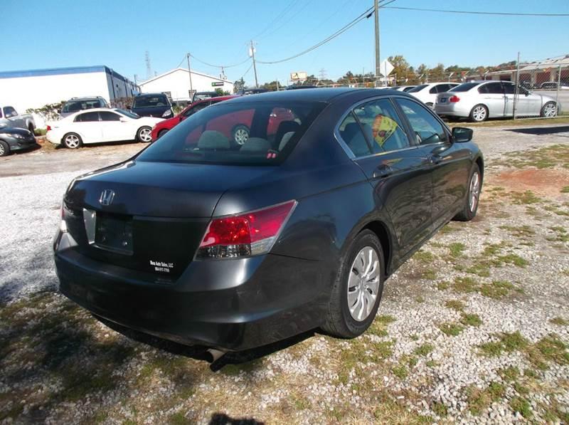 2010 Honda Accord LX 4dr Sedan 5A - Greenville SC