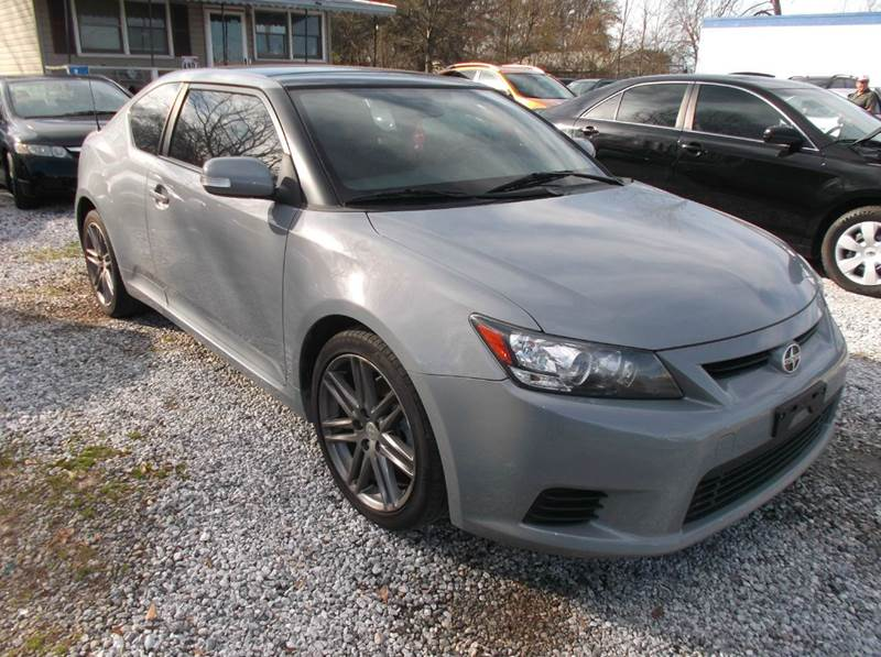 2011 Scion tC 2dr Coupe 6A - Greenville SC