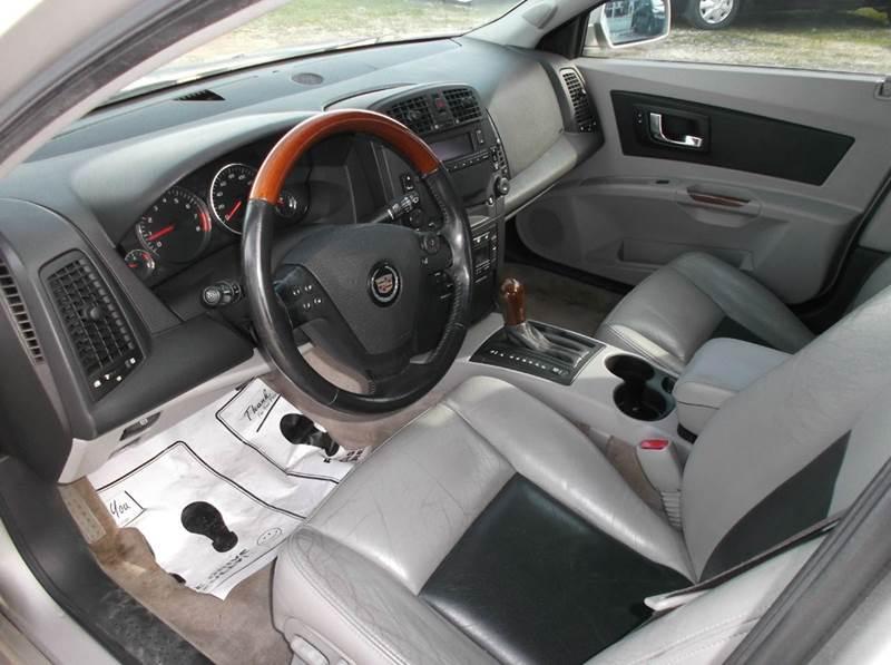 2005 Cadillac CTS Base 3.6 4dr Sedan - Greenville SC