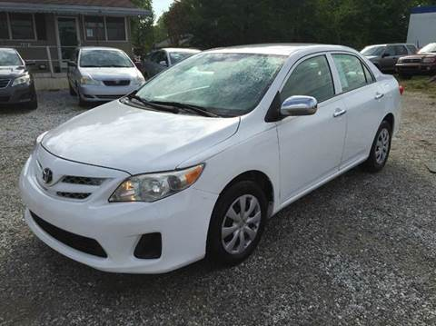 2013 Toyota Corolla for sale in Greenville, SC