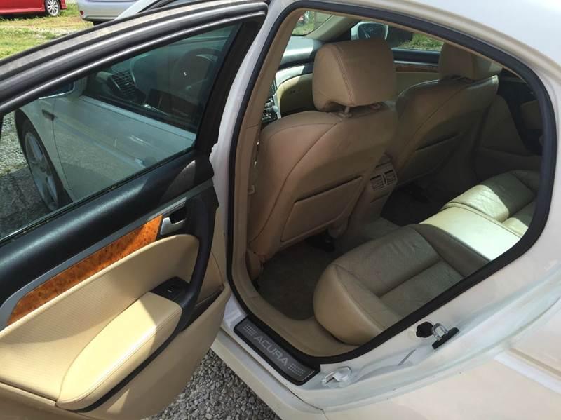 2006 Acura TL 4dr Sedan 5A - Greenville SC