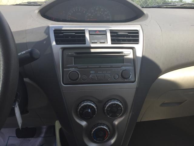 2012 Toyota Yaris Fleet 4dr Sedan 4A - Greenville SC