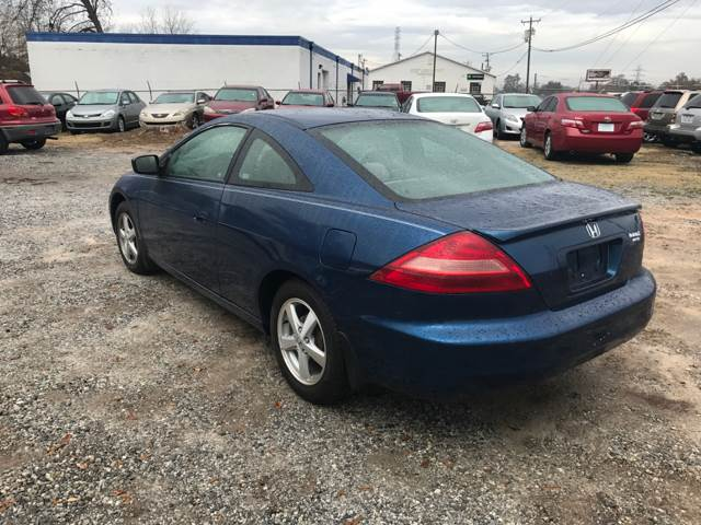 2005 Honda Accord LX Special Edition 2dr Coupe - Greenville SC