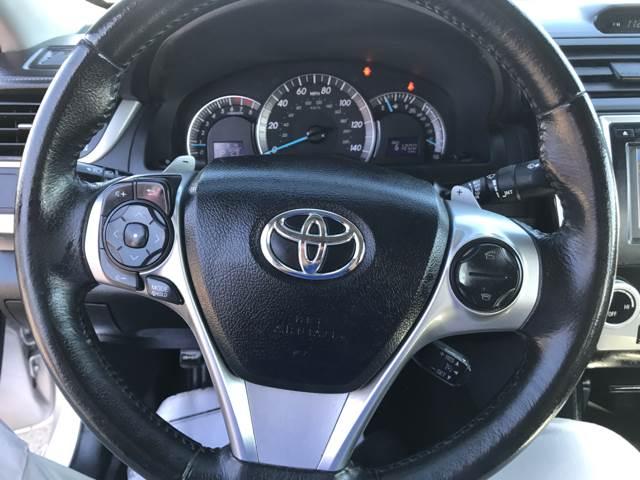 2014 Toyota Camry SE Sport 4dr Sedan - Greenville SC