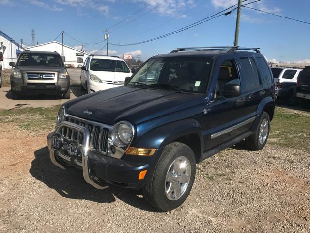 2005 Jeep Liberty Limited 4WD 4dr SUV w/ 28F - Greenville SC