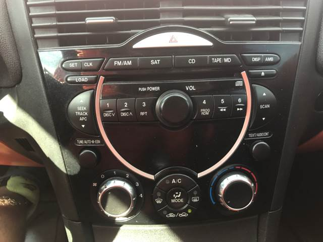 2006 Mazda RX-8 Manual 4dr Coupe - Greenville SC