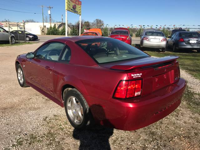2004 Ford Mustang 2dr Coupe - Greenville SC