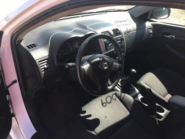 2009 Toyota Corolla S 4dr Sedan 5M - Greenville SC