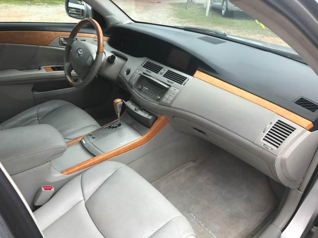 2007 Toyota Avalon Limited 4dr Sedan - Greenville SC