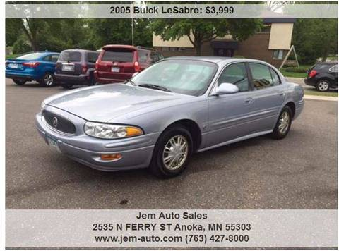 2005 Buick LeSabre for sale in Anoka, MN