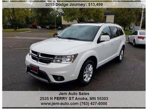 2015 Dodge Journey for sale in Anoka, MN