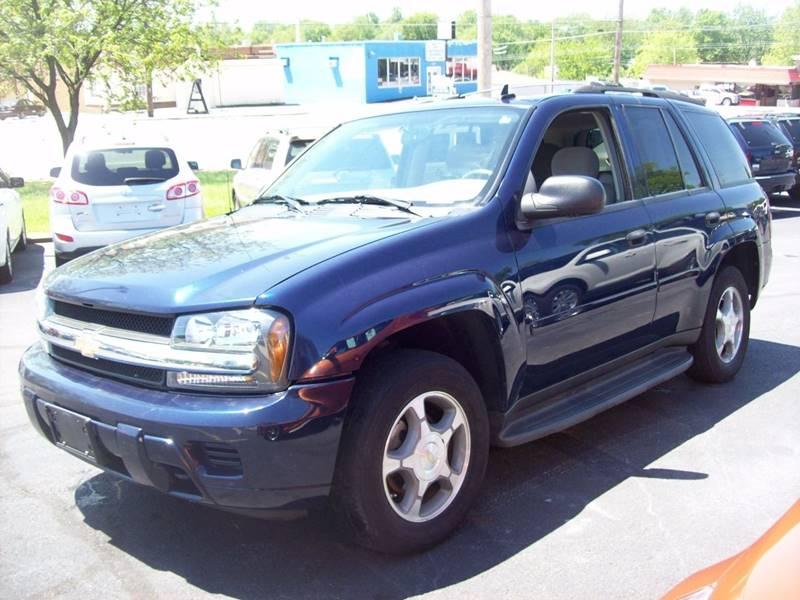 2007 Chevrolet TrailBlazer for sale at Allstar Motors, Inc. in St. Louis MO