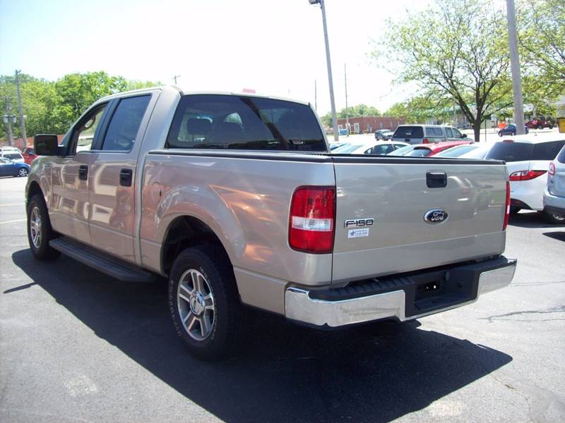 2008 Ford F-150 for sale at Allstar Motors, Inc. in St. Louis MO