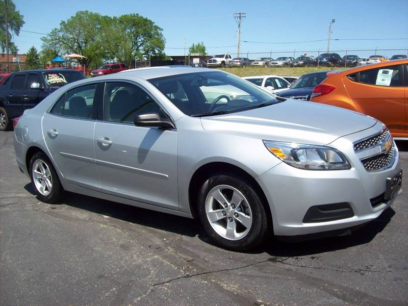 2013 Chevrolet Malibu for sale at Allstar Motors, Inc. in St. Louis MO