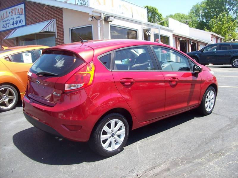 2011 Ford Fiesta for sale at Allstar Motors, Inc. in St. Louis MO