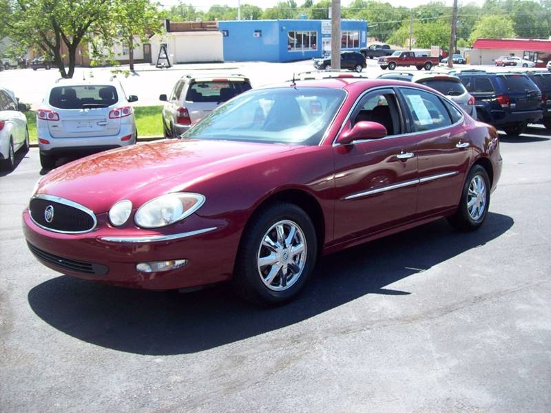 2005 Buick LaCrosse for sale at Allstar Motors, Inc. in St. Louis MO