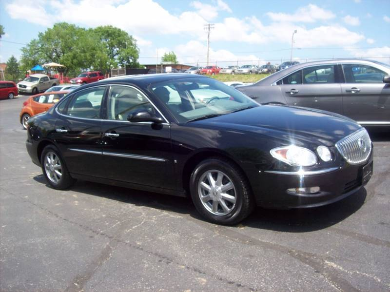 2008 Buick LaCrosse for sale at Allstar Motors, Inc. in St. Louis MO