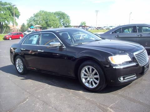 2012 Chrysler 300 for sale at Allstar Motors, Inc. in St. Louis MO