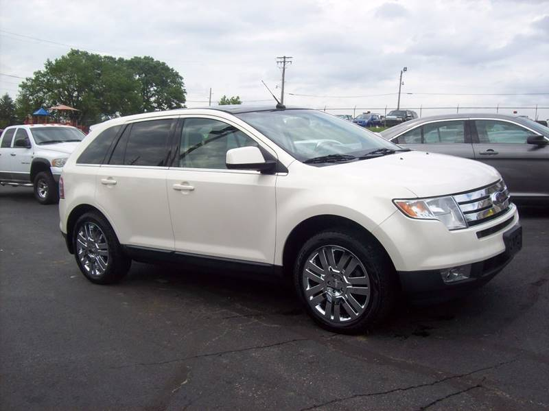 2008 Ford Edge for sale at Allstar Motors, Inc. in St. Louis MO