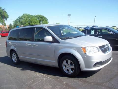 2012 Dodge Grand Caravan for sale at Allstar Motors, Inc. in St. Louis MO