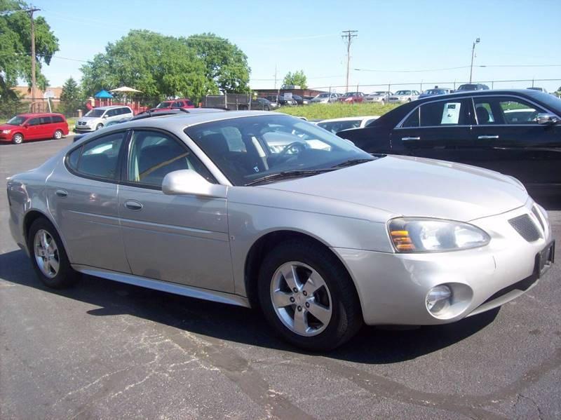 2008 Pontiac Grand Prix for sale at Allstar Motors, Inc. in St. Louis MO