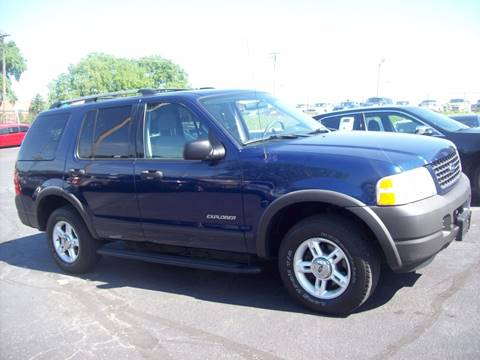 2004 Ford Explorer for sale at Allstar Motors, Inc. in St. Louis MO