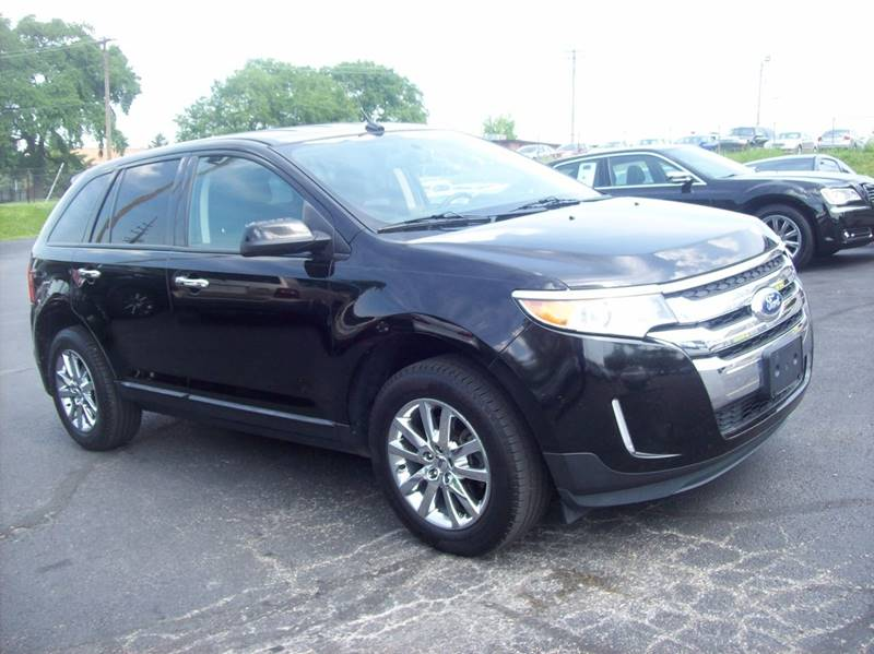2011 Ford Edge for sale at Allstar Motors, Inc. in St. Louis MO