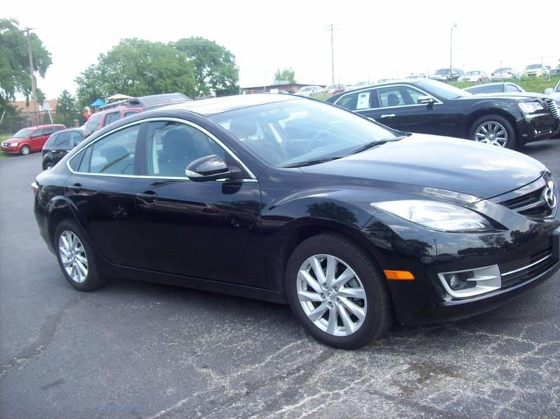 2012 Mazda MAZDA6 for sale at Allstar Motors, Inc. in St. Louis MO