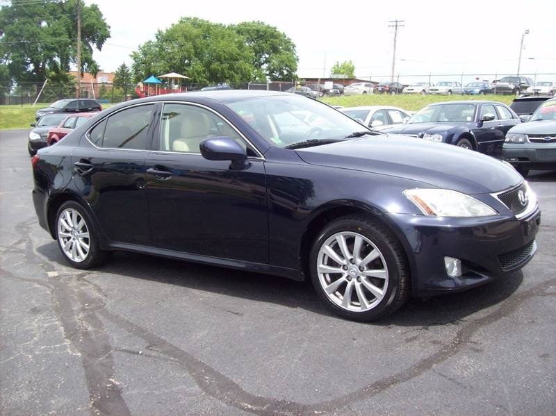 2008 Lexus IS 250 for sale at Allstar Motors, Inc. in St. Louis MO