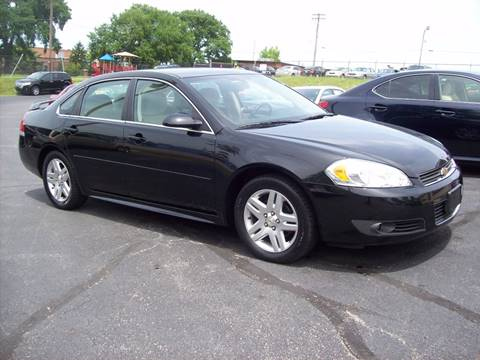 2011 Chevrolet Impala for sale at Allstar Motors, Inc. in St. Louis MO
