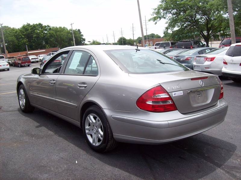 2004 Mercedes-Benz E-Class for sale at Allstar Motors, Inc. in St. Louis MO