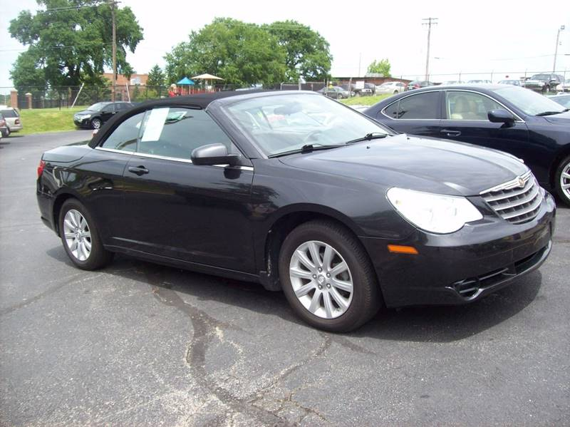 2010 Chrysler Sebring for sale at Allstar Motors, Inc. in St. Louis MO