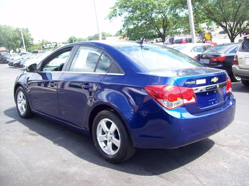 2012 Chevrolet Cruze for sale at Allstar Motors, Inc. in St. Louis MO