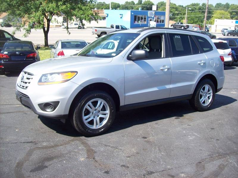 2011 Hyundai Santa Fe for sale at Allstar Motors, Inc. in St. Louis MO